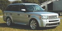 Range Rover Sport HST image