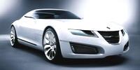 2007 concept car Saab Aero X