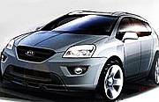 Kia Rondo Concept Car
