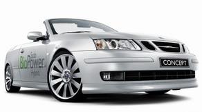 2006 Hybrid Concept - Saab BioPower