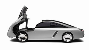 Loremo Prototype Vehicle - 2007 new car model
