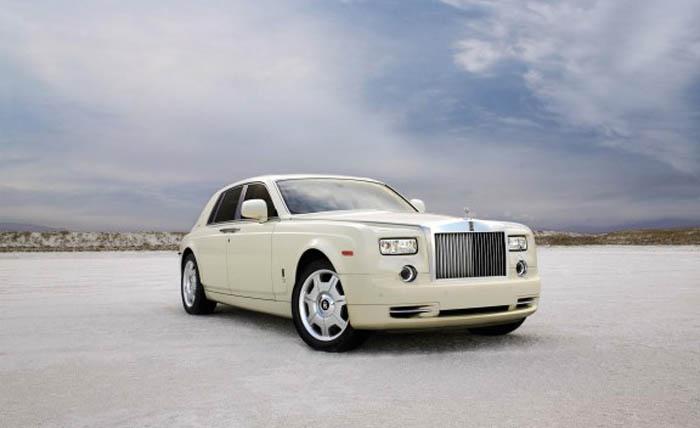 Rolls Royce Phantom 2011 Model