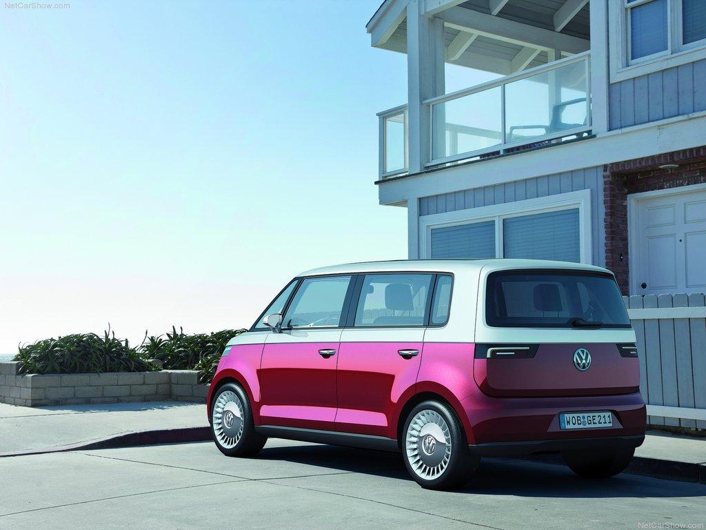 2011 VW Bulli Concept Van