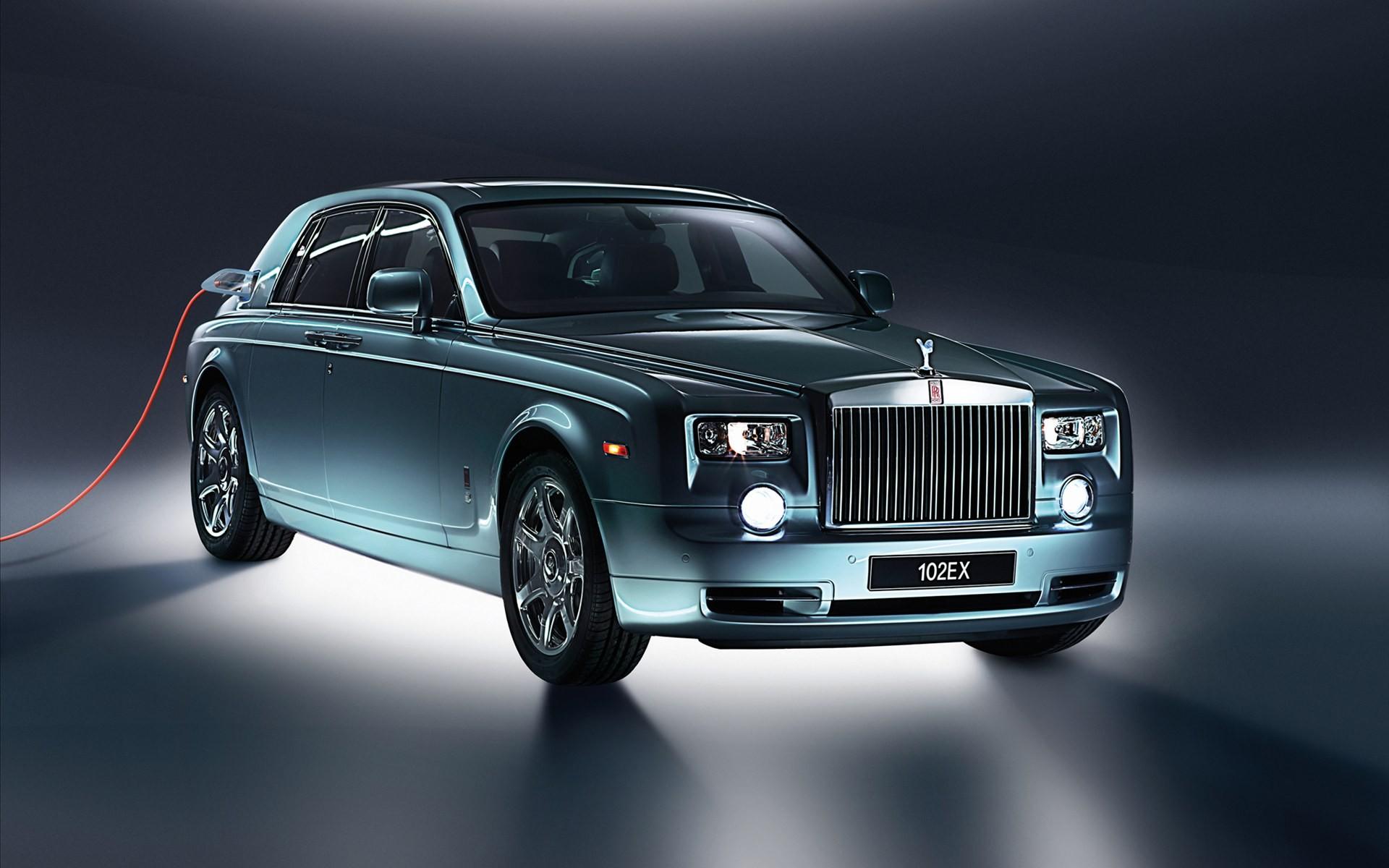 2011 Rolls Royce Phantom 102ex
