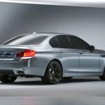 2012 BMW M5 Concept Car