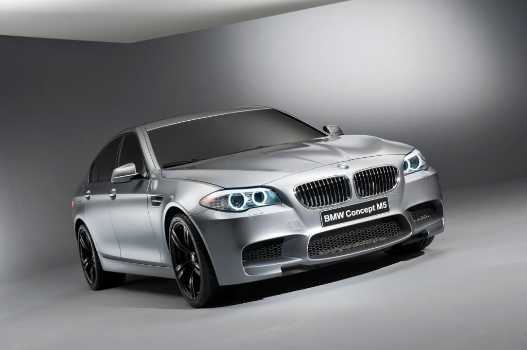 bmw m5 concept. BMW M5 2012 Concept Car
