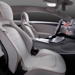 Mercedes A-Class 2011 Concept Car Interior