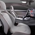 Mercedes A-Class 2011 Concept Car Interior