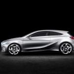 Mercedes A-Class Concept Car