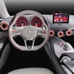 Mercedes A-Classe Dashboard Interior