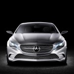 Mercedes Concept A-Class FrontView