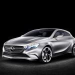 Mercedes Concept Car A-Class