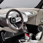 MINI Rocketman Concept Car interior