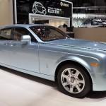 2011 Rolls Royce 102EX Concept Car