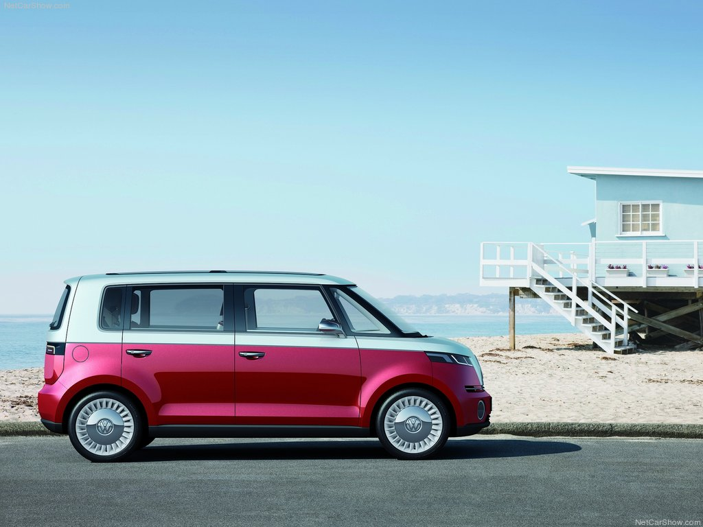 New Volkswagen Bulli 2011 model