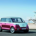 2011 Volkswagen Bulli Concept Car
