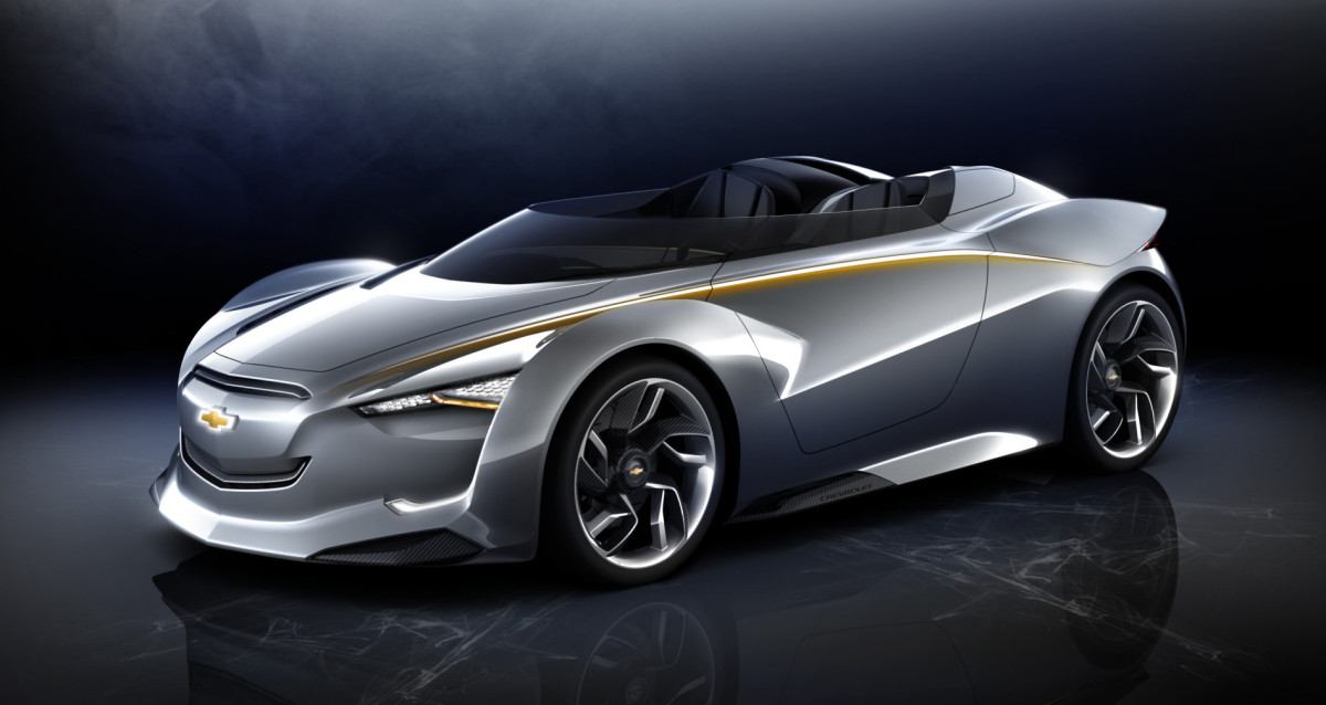 Chevrolet Miray Concept Car