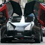 Rolls Royce Lambo Doors