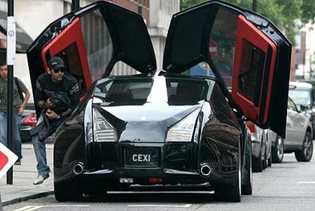 Coolrollsroycelambodoors Concept Cars News - Cool car doors