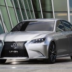 Lexus LF-Gh Future Grand Touring 2011 Concept