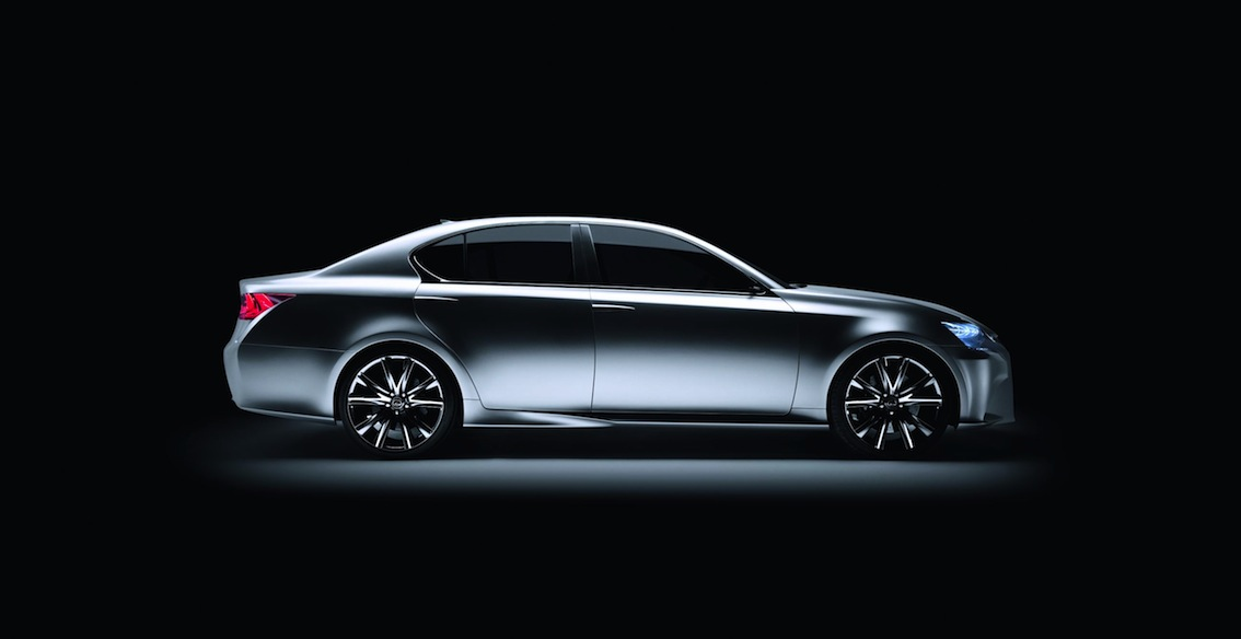 Lexus LF-Gh 2011 concept